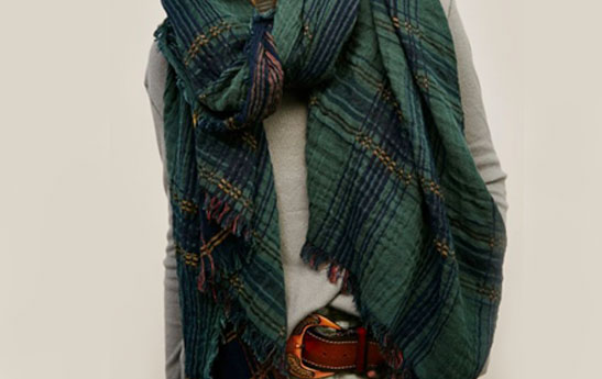 روسری های مناسب فصل پاییز