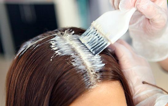 نکاتی در مورد رنگ کردن مو