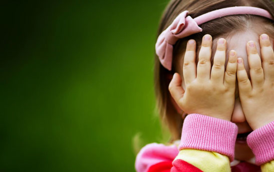 کودکان خجالتی و مهمانی های نوروزی