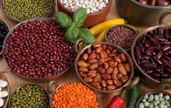 تأثیر عالی پروتئینن های گیاهی در افزایش امید به زندگی