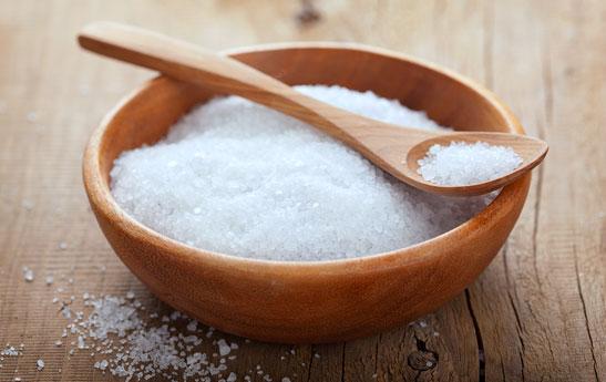 ارزیابی میزان نمك در غذاها