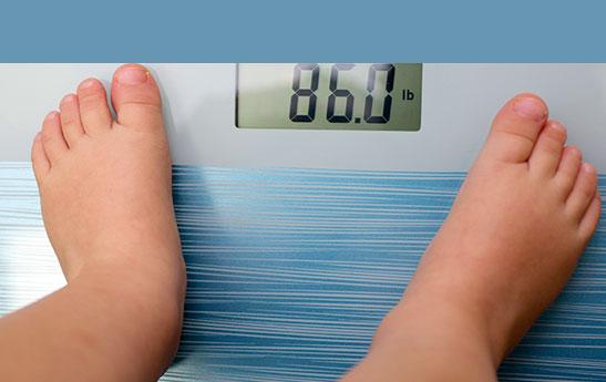 راهکارهای پیشگیری از چاق شدن کوچولوها