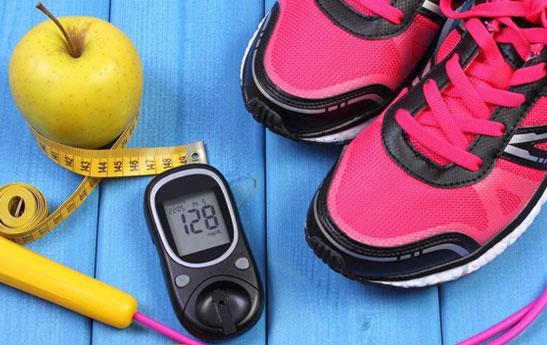ورزش در افراد مبتلا به دیابت