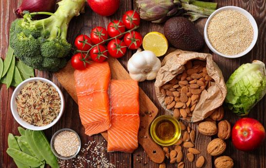 دانستنی هایی در مورد تغذیه سالم