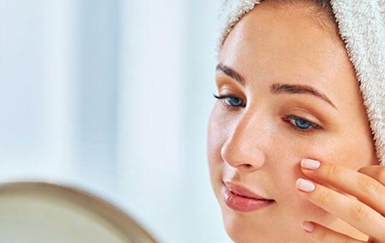 خطر بهار برای پوست