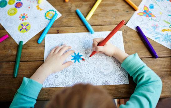 پرورش خلاقیت در کودکان - قسمت دوم