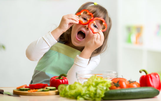 فرمولی برای خوش اشتهایی کودک