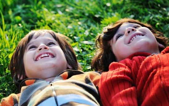 8 فایده هوای تازه برای کودکان