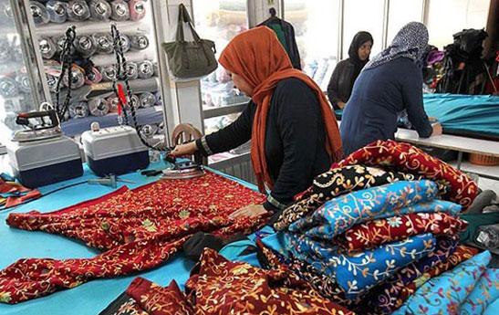 زنان کارآفرین و نیمرخ زنانه اقتصاد ایران