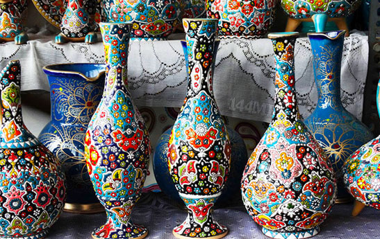 هنر نزد ایرانیان بود و بس!
