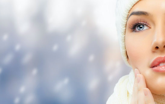 مراقبت از پوست در فصل سرما