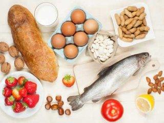 آلرژی های غذايی و عدم تحمل غذا