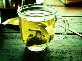 همه خوبی ها در چای سبز