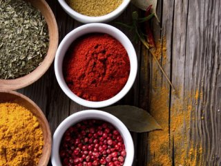 فلفل پايه غذاهای هندی