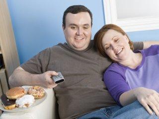 چاقی های پس از ازدواج