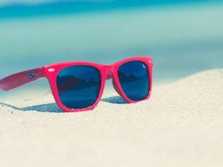 عینكهای آفتابی تابستانی