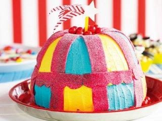 کیک كلاه تولد