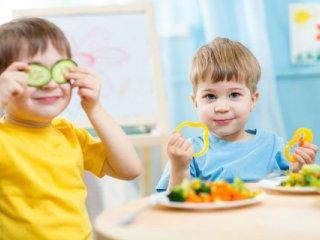 يك عادت خوب برای بچهها