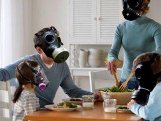 هنگام آلودگي هوا چه بخوريم؟