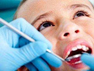 معاینات دندان کودک