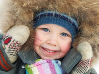 بیماری های کودک در فصل سرد