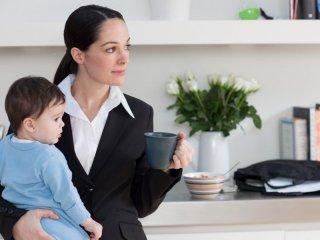 مشكلات مادران شاغل