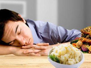 چرا بعد از ناهار خواب آلود می شويم؟