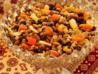 خوراكی های بلندترين شب سال (2)