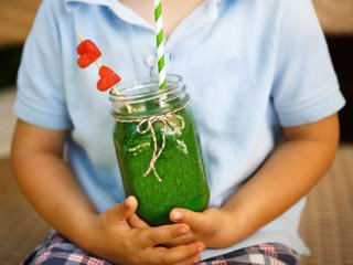 گیاهان دارویی برای گرمازدگی کودک