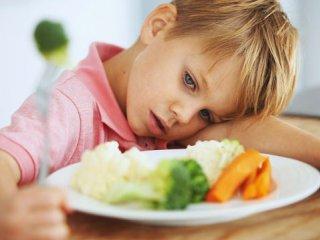 روشهای برخورد با بدغذايی كودك