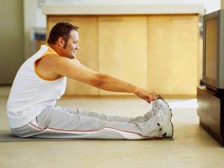 راهنمای ورزش در خانه