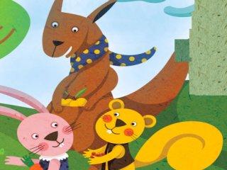 ماجرای سنجاب و خرگوش و کانگورو