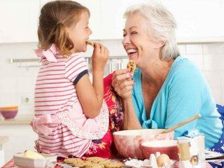 تغذیه ویژه پدربزرگها و مادربزرگها (2)