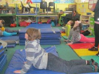 تأثیر حركات كششی و تنفسی بر میزان یادگیری