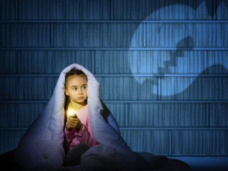 ترس از تاریكی و شب (2)