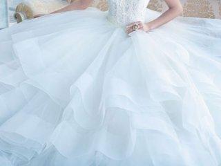 نکاتی برای انتخاب لباس عروس (1)