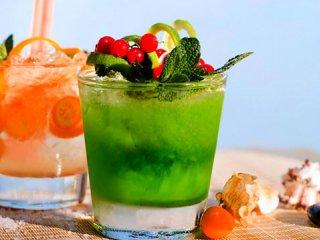 نوشیدنیهای تابستانی با طعم سلامت (2)