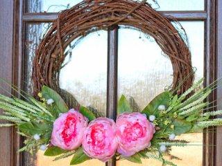 آموزش ساخت حلقه گل صد تومانی