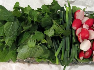انواع سبزی خوردن | خواص انواع سبزی خوردن (2)
