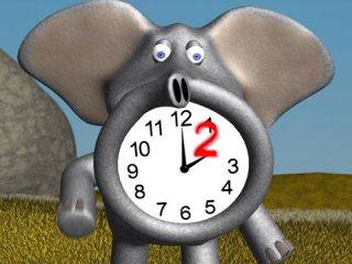 یادگیری ساعت در کودک (2)
