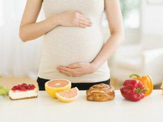 رفتارهای غذایی در دوران بارداری