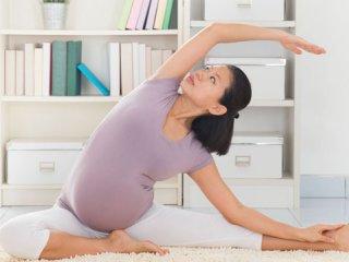 ورزش در دوران بارداری (1)