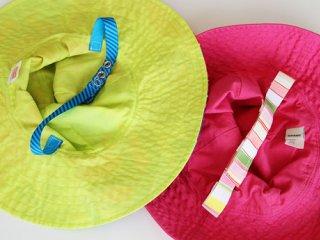روش دوخت بند کلاه آفتابی برای کودک