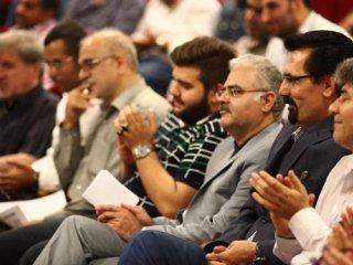گزارش تصویری مراسم روز خبرنگار موسسه فرهنگی دنیای تغذیه و سلامت