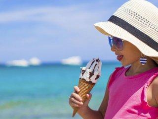 دیدگاه متخصصان تغذیه در مورد مصرف بستنی توسط کودکان