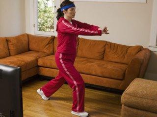 چگونه در خانه ورزش کنیم؟