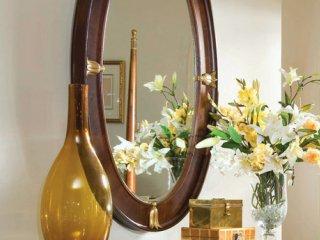 بزرگ جلوه دادن فضاهای کوچک با استفاده از آینه