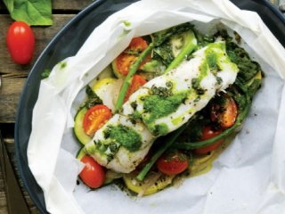 پیشنهادهائی برای پخت ماهی به سبك دیگر (2)