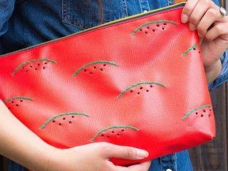 کیف دستی طرح هندوانه