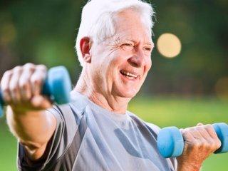 نرمشهای ساده برای افراد مسن